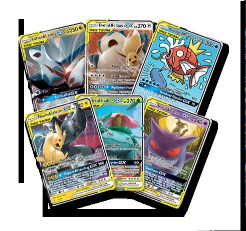 Pokémon Sm09 Teams Sind Trumpf Gameshop Marli