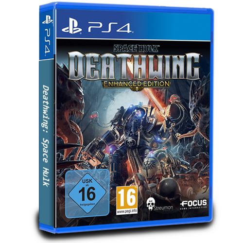 Deathwing: Space Hulk Enhanced Edition PlayStation 4