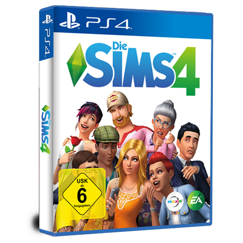 Die Sims 4  - PlayStation 4