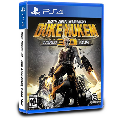 Duke Nukem 3D - 20th Anniversary World Tour (US-IMPORT) - PS4