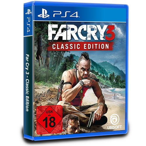 Far Cry 3  Classic Edition PlayStation 4