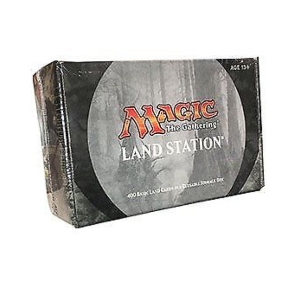 Magic the Gathering Amonkhet Land Station  - englisch