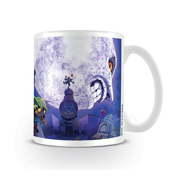 The Legend of Zelda Tasse Majora's Mask Moon