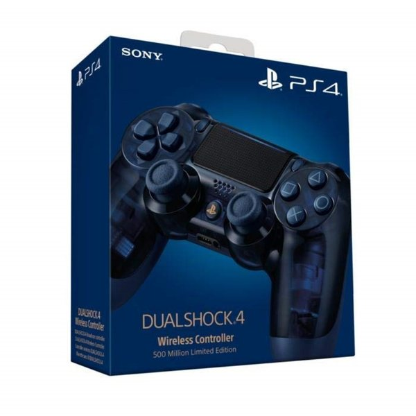 PlayStation 4 - DualShock 4 Wireless Controller, 500 MM Limited