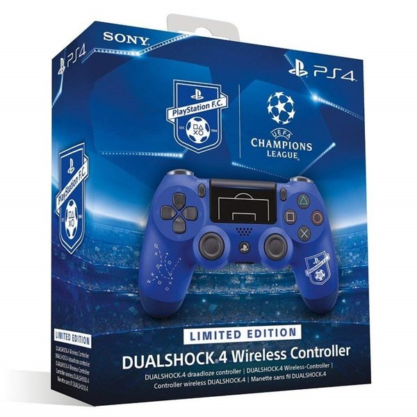 "PlayStation 4 - DualShock 4 Wireless Controller, Limited Edition ""PlayStation F.C."""