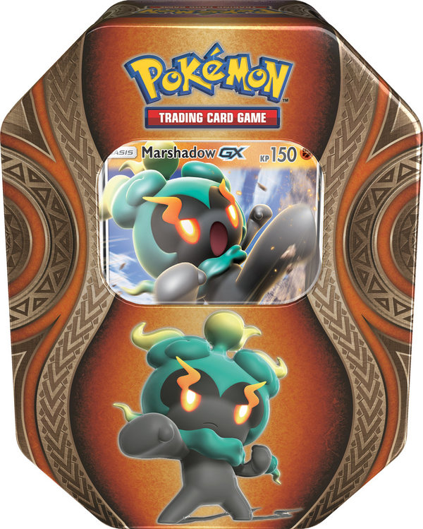 Pokemon  Tin Box #70 Marshadow GX  Herbst 2017 (Deutsch)