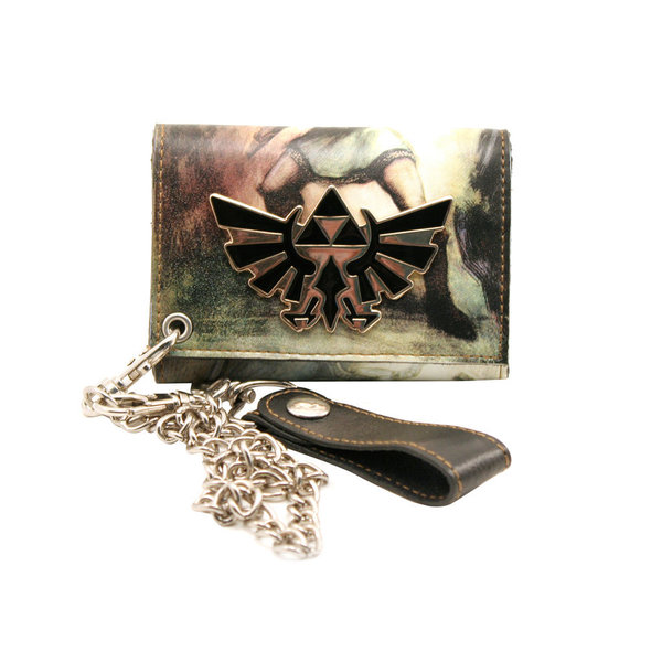 Nintendo Geldbrse Zelda All Over Printed