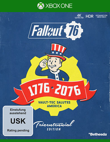 Fallout 76 Tricentennial Edition - XBOX ONE
