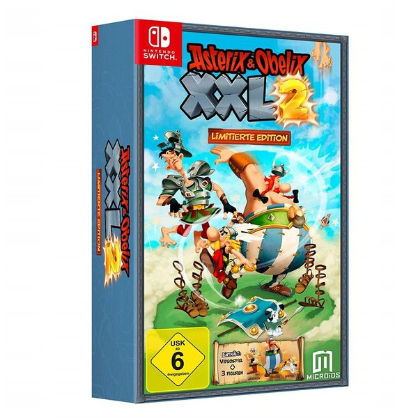 Asterix & Obelix XXL2 Limited Edition Nintendo Switch