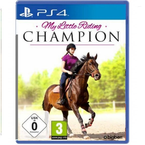 My Little Riding Champion [PlayStation 4]