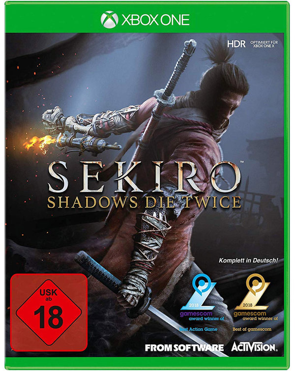 SEKIRO - Shadows Die Twice [Xbox One]