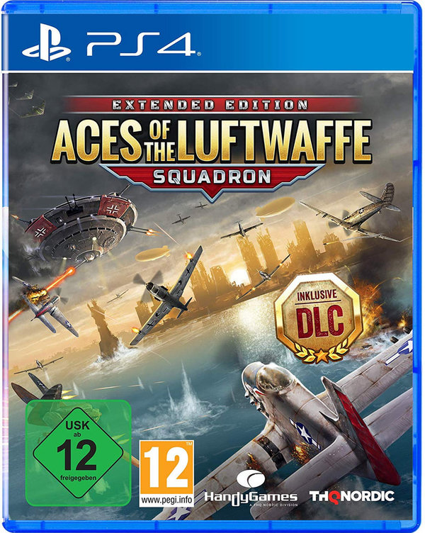 Aces of the Luftwaffe - Squadron Edition [PlayStation 4]