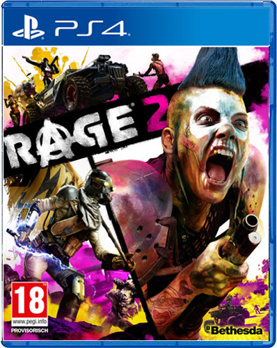 RAGE 2  (PEGI - AT) PlayStation 4