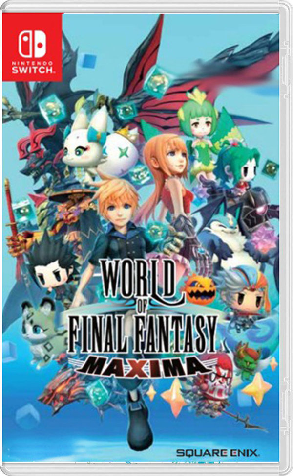 World of Final Fantasy Maxima (Multi Language)  [Nintendo Switch]