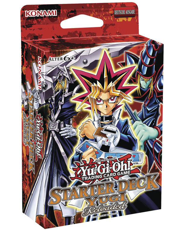 Yu-Gi-Oh! Starter Deck: Yugi Reloaded (deutsch)