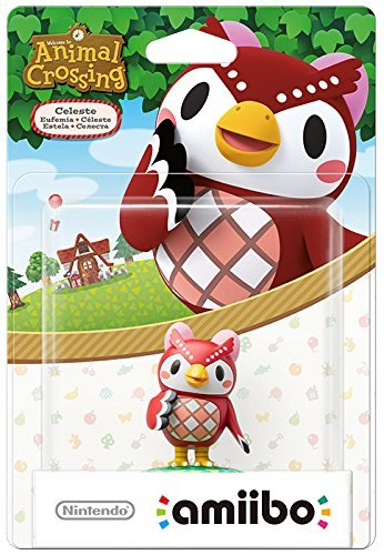 amiibo Animal Crossing Eufemia   Animal Crossing Collection