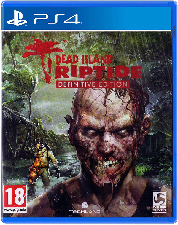 Dead Island Riptibe Definitive Edition PEGI-AT uncut