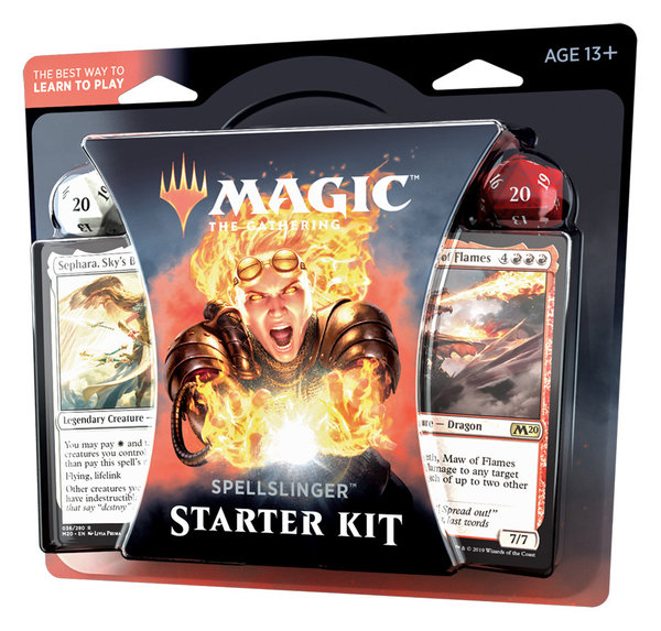 Magic the Gathering Hauptset 2020 Einsteigerpaket - Deutsch