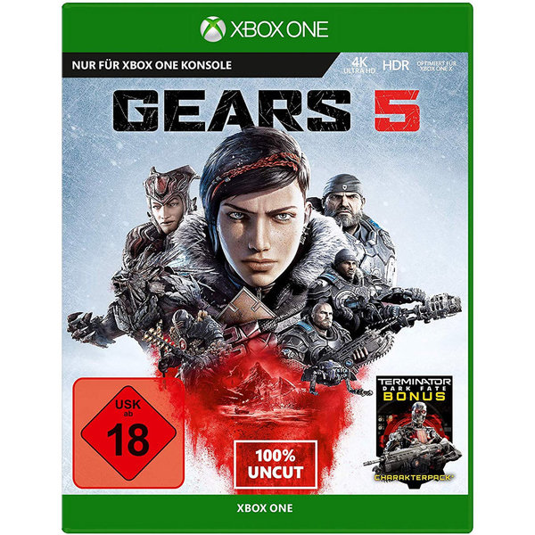 Gears 5 - Standard Edition - UK - Xbox One