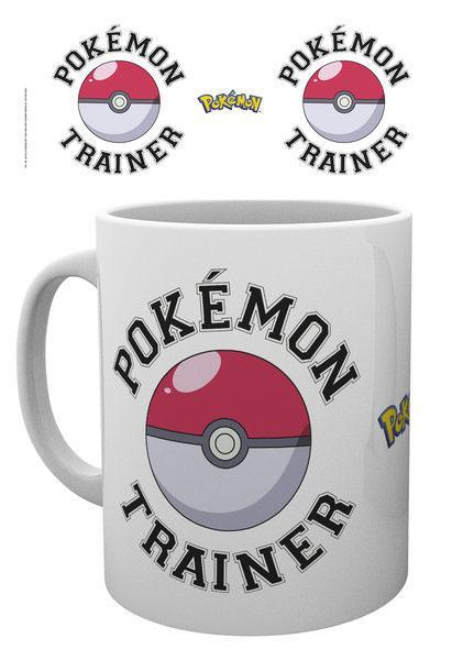 Pokemon Tasse Trainer