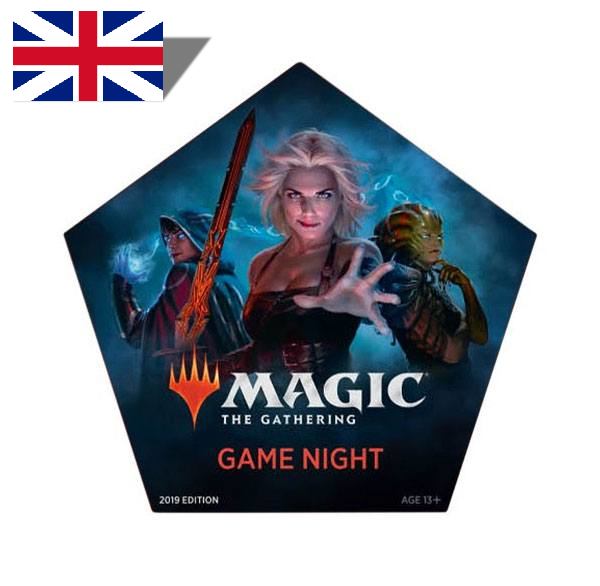 Magic the Gathering Game Night 2019 english - VORVERKAUF