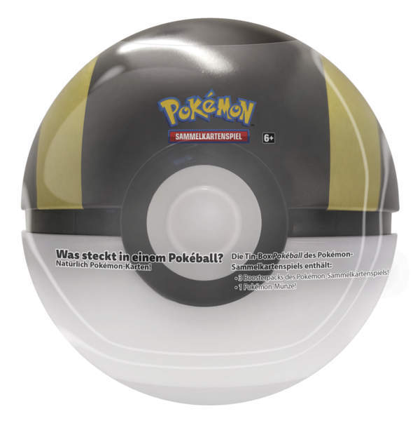 "Pokemon Poke Ball ""Hyperball"" Tin 2020 (deutsch)"