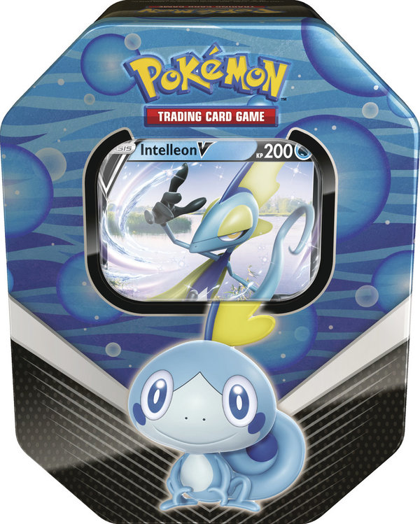 Pokemon #84 Tin Box 2020 Memmeon - Intelleon V (deutsch)