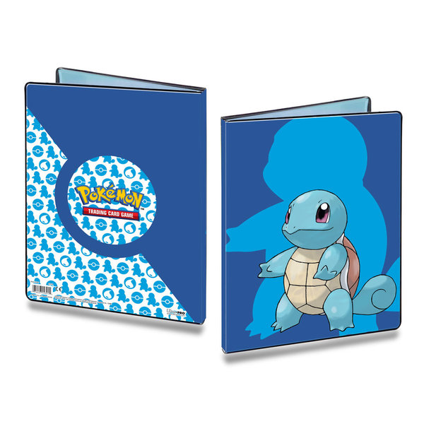 Pokemon Schiggy 2020 9-Pocket Portfolio - VORVERKAUF