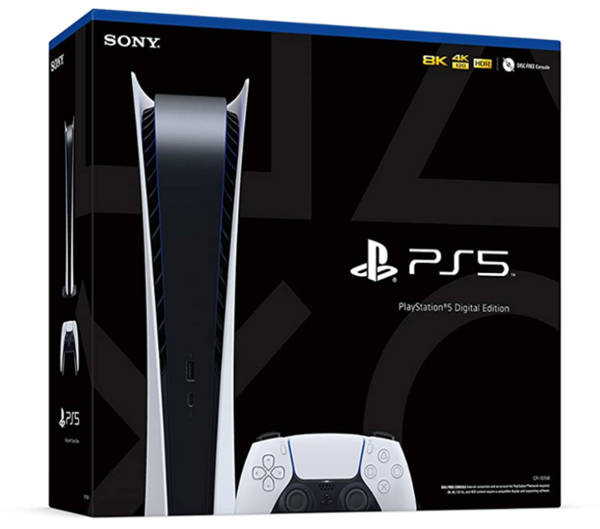 PlayStation®5 Digital Edition Konsole -  ausverkauft