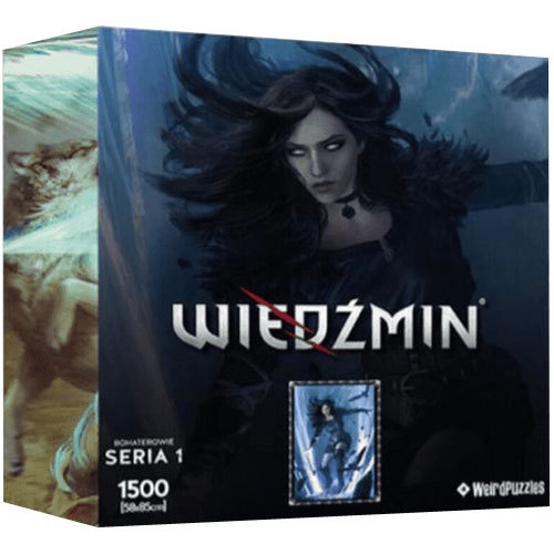 Puzzle Witcher Series 1 - Yenefer 1500 Teile