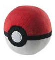"Pokemon Plüsch - Ball  ""Pokeball"" (10cm)"
