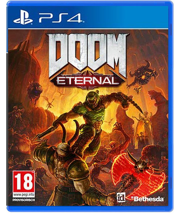 DOOM Eternal Day 1 Edition (AT-PEGI) - PlayStation 4