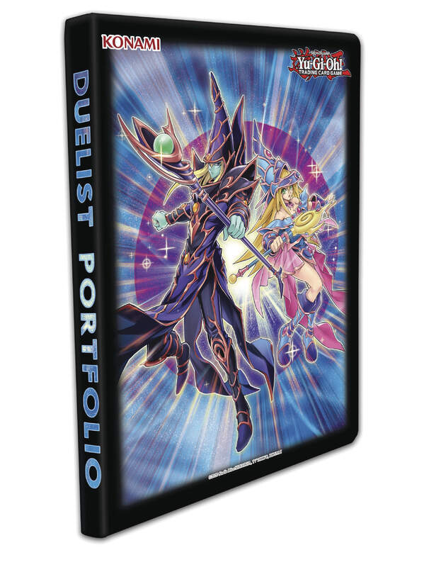 Yu-Gi-Oh! 9-Pocket Dark Magicians (Deutsch)