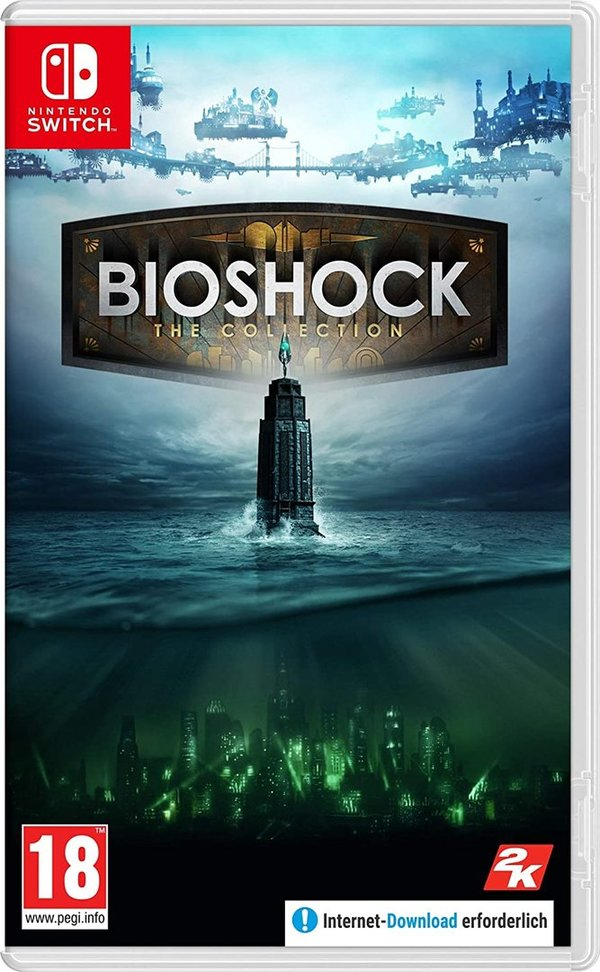 BioShock Collection - AT-PEGI - Nintendo Switch