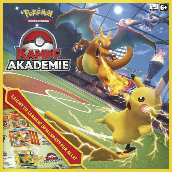 Pokemon Battle Academy (Deutsch)