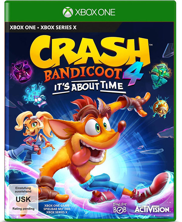 Crash Bandicoot™ 4: It's About Time - XBOX ONE