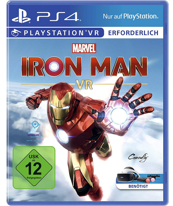 Marvel's Iron Man VR - PSVR