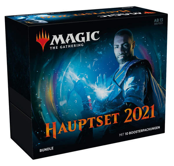 Magic MTG Hauptset 2021 Bundle (deutsch)