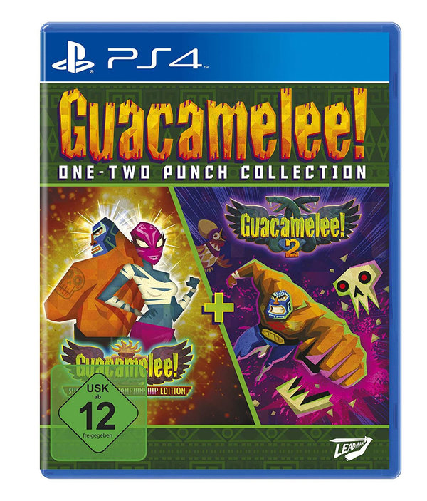 Guacamelee One-Two Punch Collection - PlayStation 4