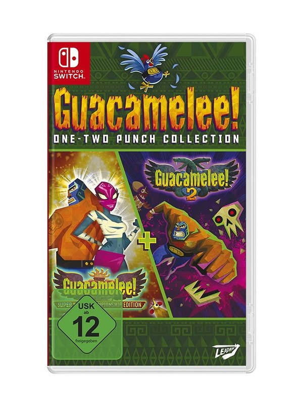 Guacamelee One-Two Punch Collection - Switch