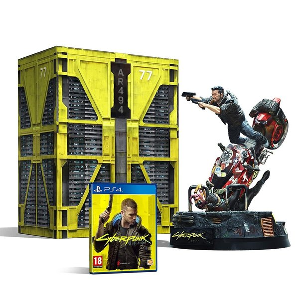 Cyberpunk 2077 Collector's Edition - PlayStation 4