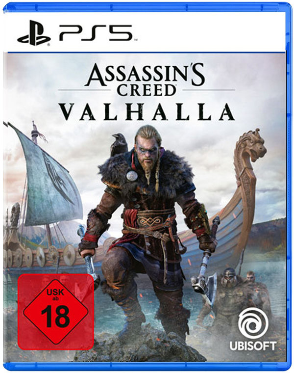 Assassins Creed Valhalla - PlayStation 5