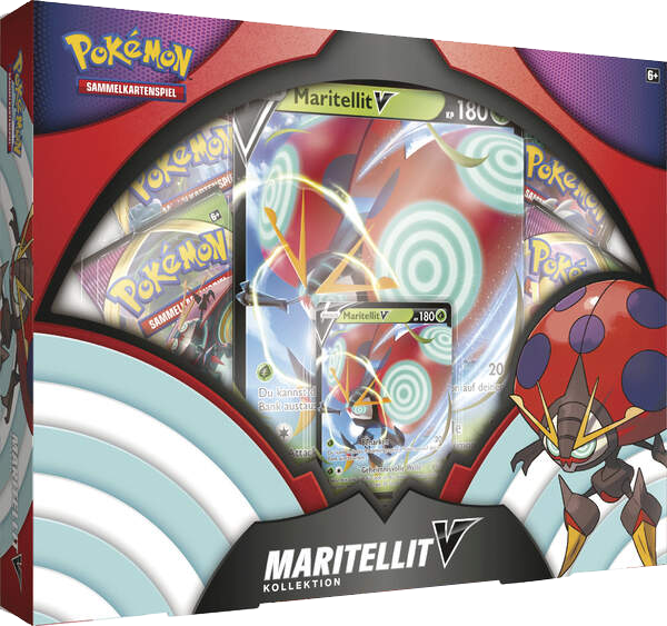 Pokemon Maritellit-V Kollektion (deutsch)
