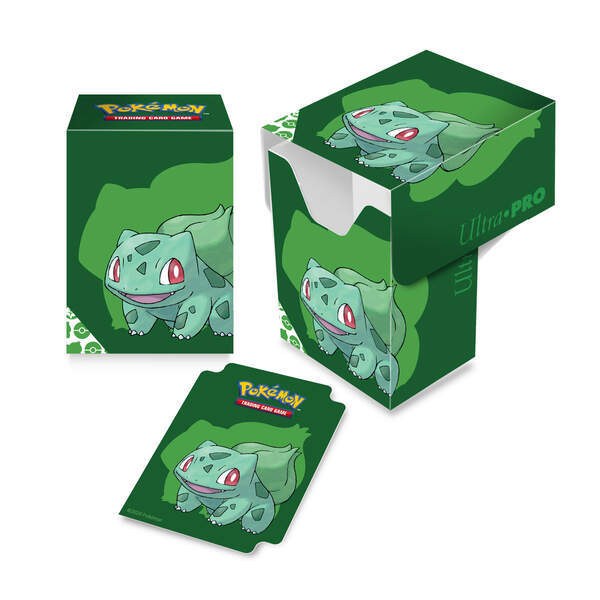 Pokemon Bisasam 2020 Deck Box