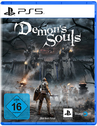 Demon´s Souls Remake - PlayStation 5