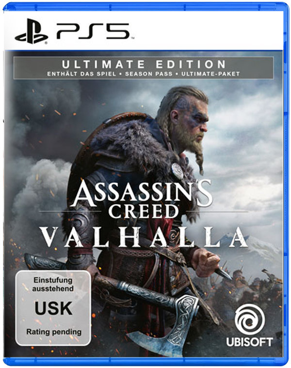 Assassins Creed® Valhalla  Ultimate Edition - PlayStation 5