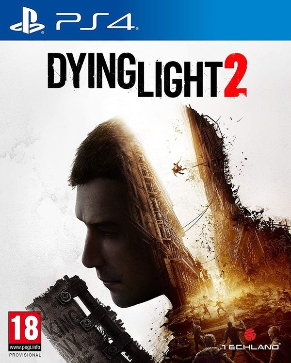 Dying Light 2 [AT-PEGI]  - PlayStation 4