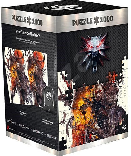 Puzzle Witcher Monsters 1000 Teile
