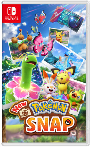 New Pokémon Snap - Nintendo Switch erscheint am 30.04.2021