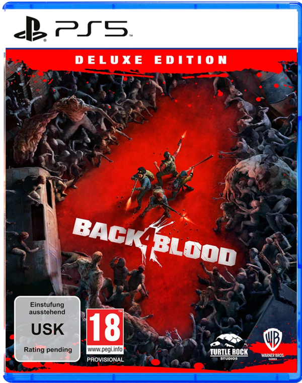Back 4 Blood Deluxe - PlayStation 5